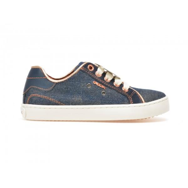 Pantofi Sport Pentru Copii Geox Blaumarin  J72d5b