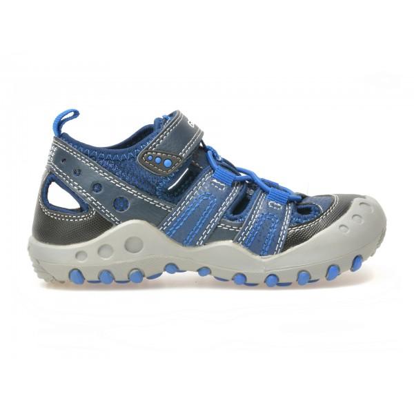 Sandale Pentru Copii Geox Bleumarin  J72e1a  Din P