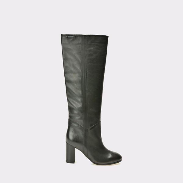 Cizme PEPE JEANS negre, Ls50265, din piele naturala de la Pepe Jeans tezyo.ro – by OTTER Distribution
