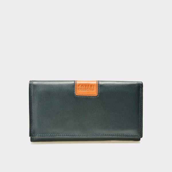 Portofel bleumarin, 8668895, din piele naturala de la Altele tezyo.ro – by OTTER Distribution
