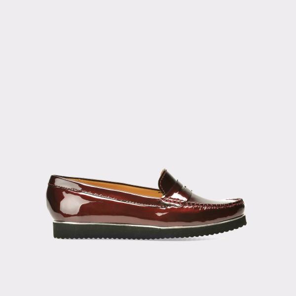 Pantofi OTTER visinii, 7001, din piele naturala lacuita de la Otter tezyo.ro – by OTTER Distribution