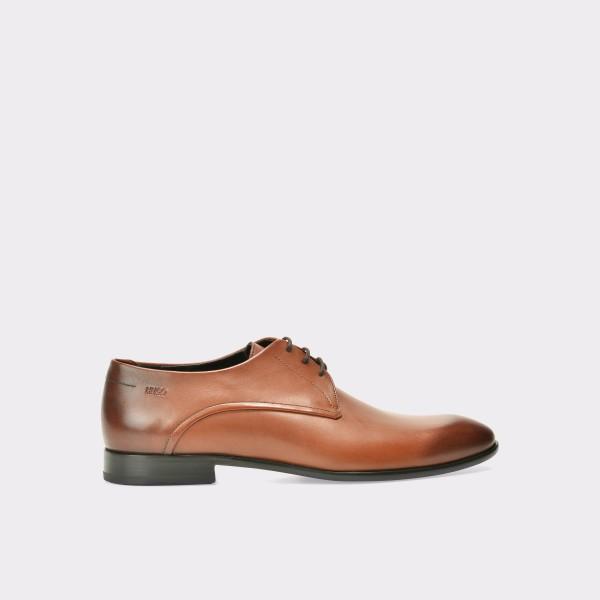 Pantofi HUGO BOSS maro, 140, din piele naturala de la Hugo Boss tezyo.ro – by OTTER Distribution
