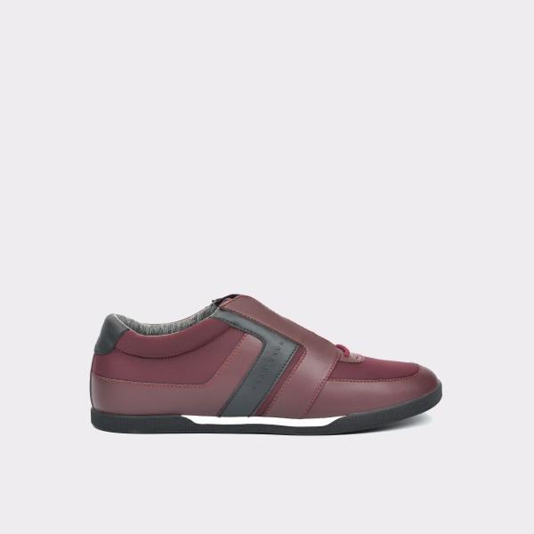 Pantofi HUGO BOSS visinii, 1679, din piele naturala de la Hugo Boss tezyo.ro – by OTTER Distribution