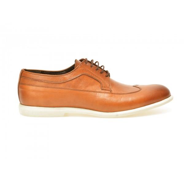 Pantofi OTTER maro, 272, din piele naturala de la Otter tezyo.ro – by OTTER Distribution