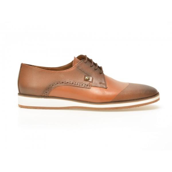 Pantofi OTTER maro, 502, din piele naturala de la Otter tezyo.ro – by OTTER Distribution