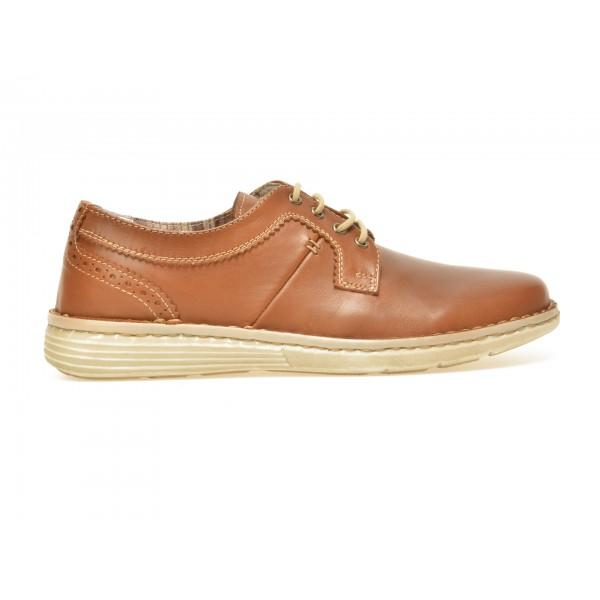 Pantofi OTTER maro, 7149, din piele naturala de la Otter tezyo.ro – by OTTER Distribution