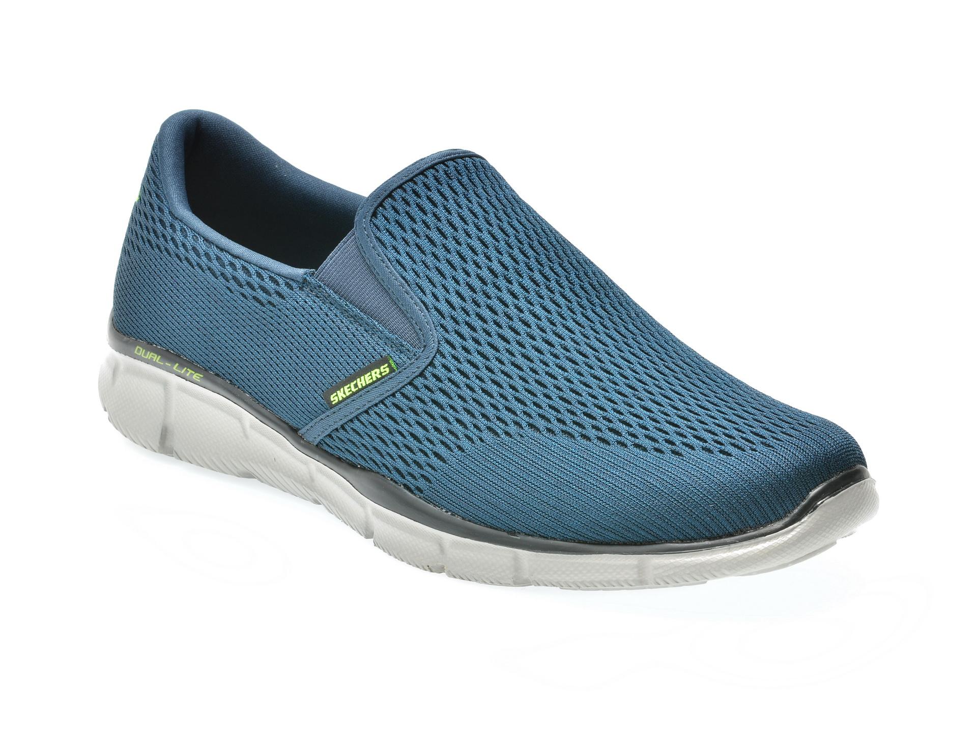 Pantofi sport SKECHERS bleumarin, 51509, din material textil